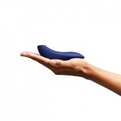 We-Vibe Melt bezdotykowy masażer łechtaczki niebieski