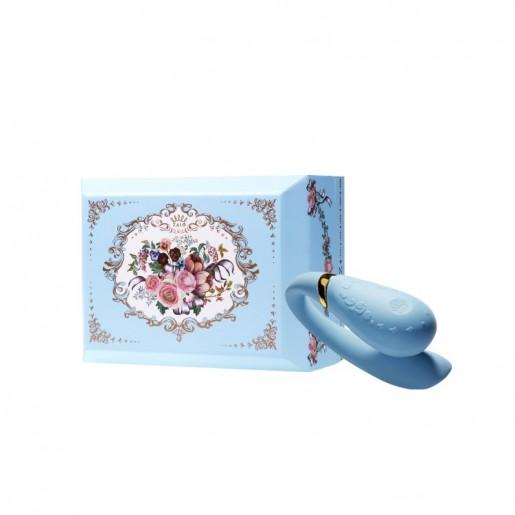 Wibrator dla par Zalo Fanfan niebieski