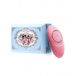 Zalo Jeanne różowy masażer łechtaczki sterowany telefonem
