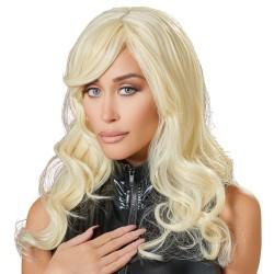 Blond peruka z włosami do ramion Britney Cottelli Collection