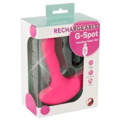 Różowy wibrator do punktu G G-Spot You2Toys