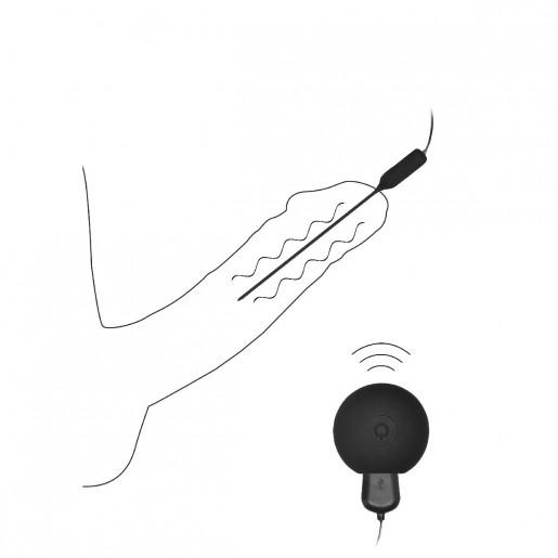 Dilator z wibracjami sterowany pilotem OUCH