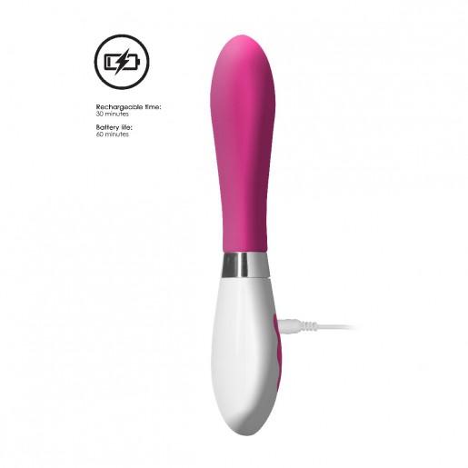 Różowy wibrator dla kobiet Luna Atlas