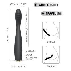 Dorcel G-Slim wibrator do punktu G