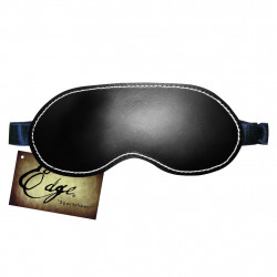 Opaska na oczy - Sportsheets Edge Leather Blindfold