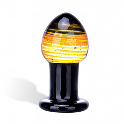 Szklany korek analny Glas Galileo