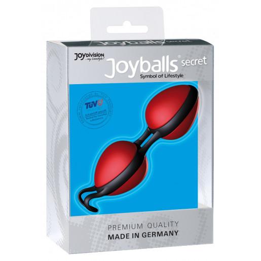 Joyballs Secret (czerwień/czerń)