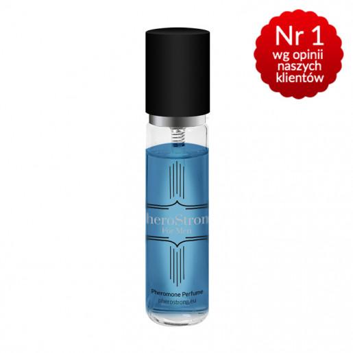 Perfumy z dodatkiem feromonów dla mężczyzn PheroStrong 15 ml
