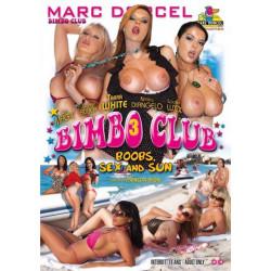 DVD Marc Dorcel - Bimbo Club 3: boobs, sex and sun