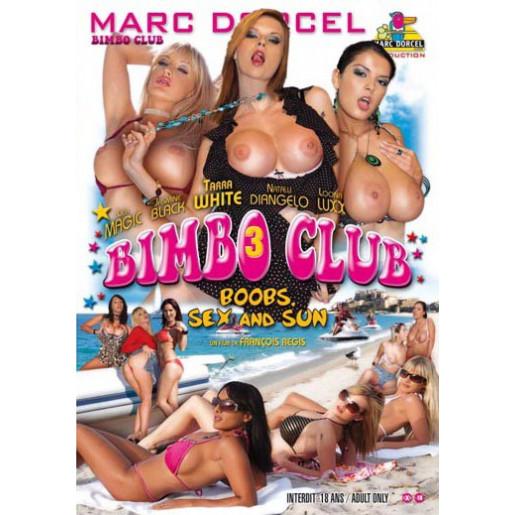 Film DVD Marc Dorcel - Bimbo Club 3: boobs, sex and sun