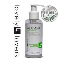 Lubrykant wodny z aloesem Lovely Lovers Aloe Vera 150 ml