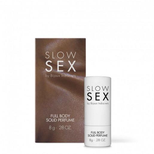 Perfumy do miejsc intymnych Slow Sex Full Body Solid Perfume