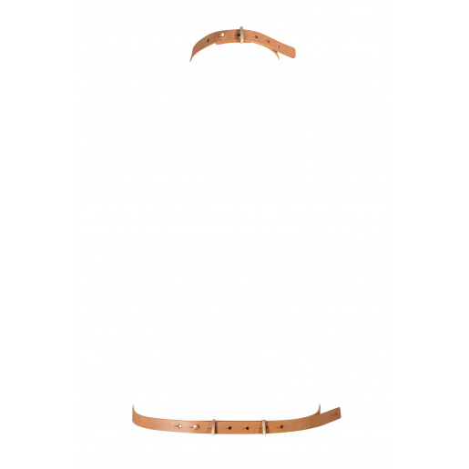 Bijoux Indiscrets - MAZE I Harness Brown