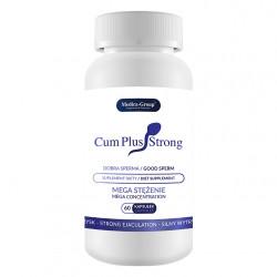 Suplement diety poprawiający jakość spermy Cum Plus Strong 60 szt