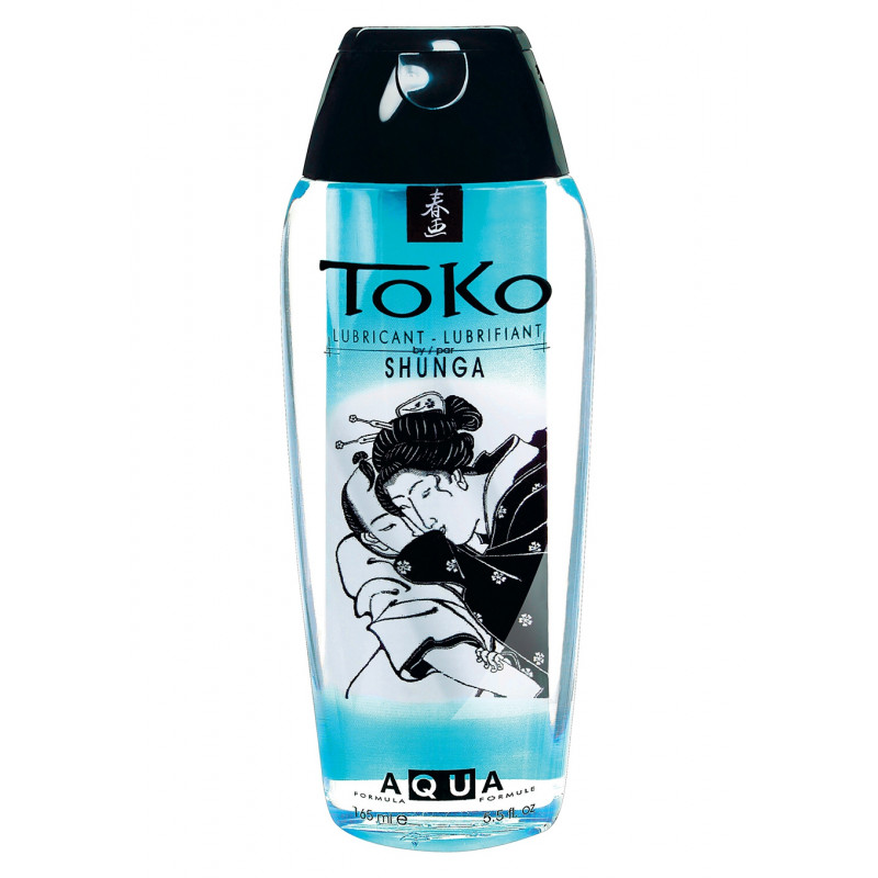 Lubrykant na bazie wody Shunga Toko 165 ml