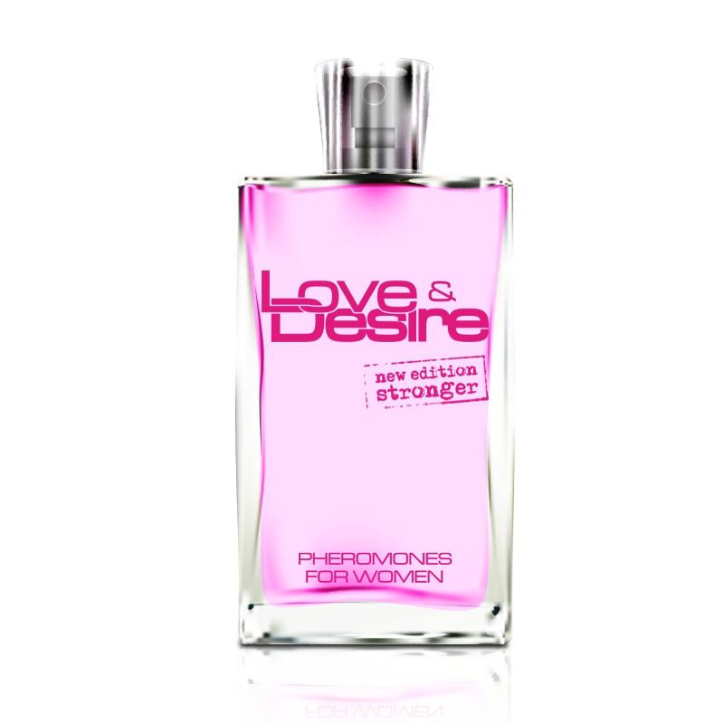 Feromony zapachowe Love&Desire dla kobiet 50ml
