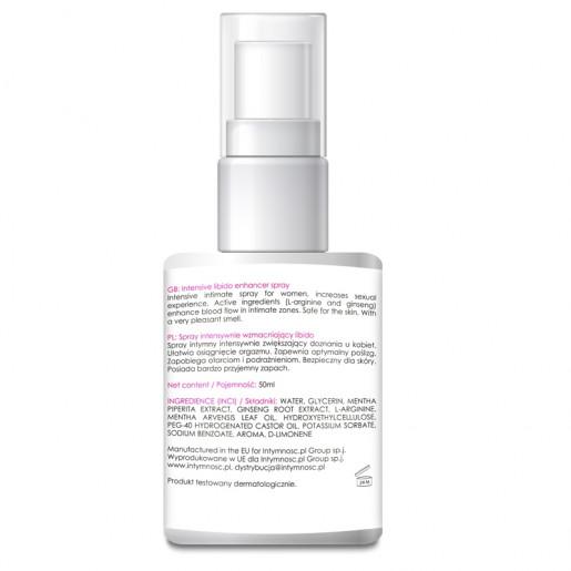 Spray zwężający pochwę LibiSpray 50ml