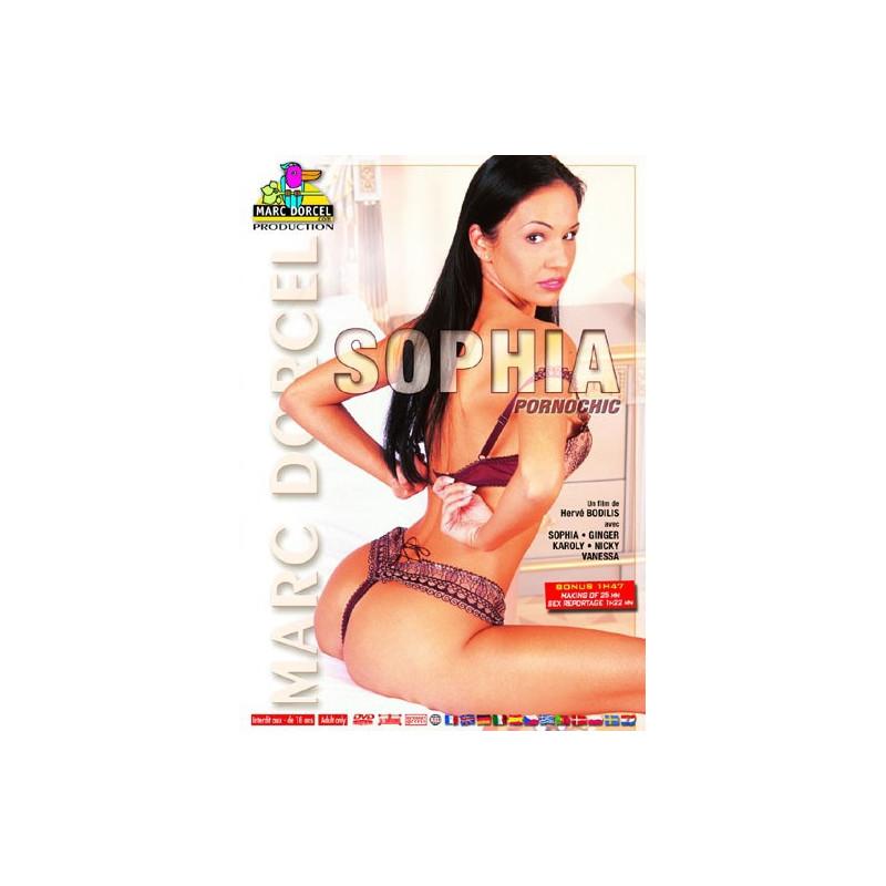 Film DVD Marc Dorcel - Pornochic 01: Sophia