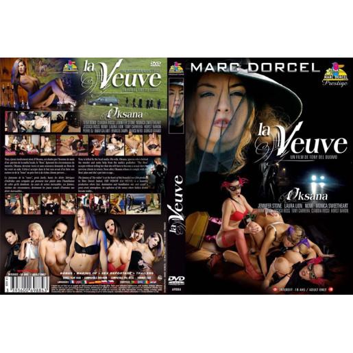 Film DVD Marc Dorcel - The widow