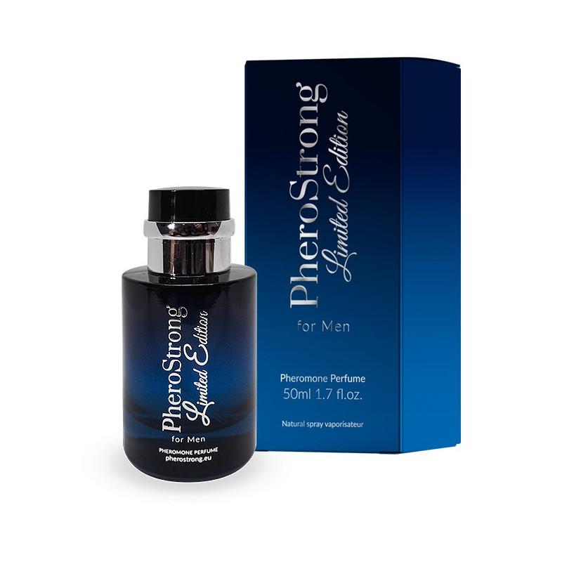 Perfumy z feromonami dla mężczyzn PheroStrong Limited Edition 50ml