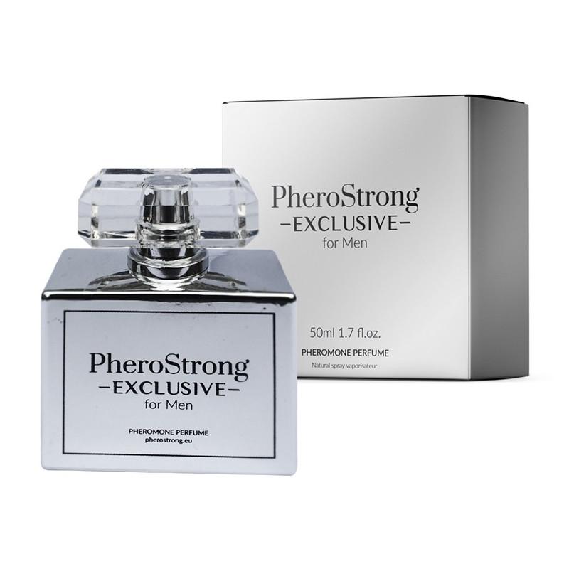 Feromony PheroStrong Exclussive dla mężczyzn 50ml