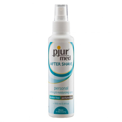 Łagodzący spray po goleniu pjur MED After Shave 100ml
