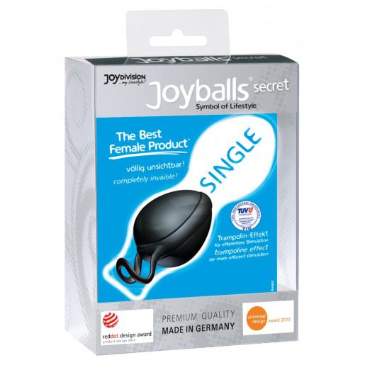 Pojedyncza kulka gejszy Joyballs Secret Single czarna