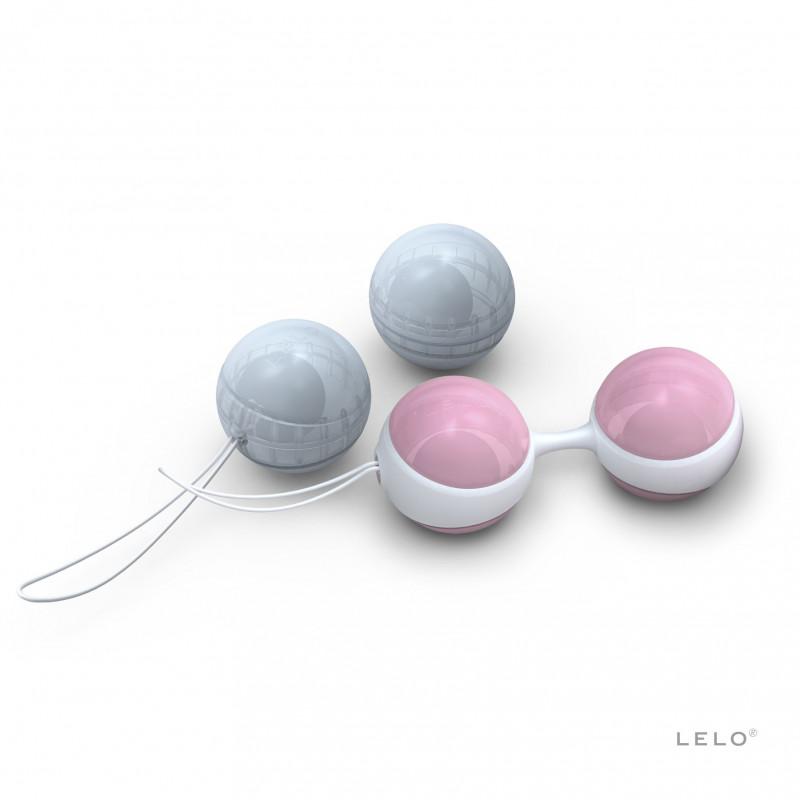 Luksusowe kulki gejszy LELO Luna Beads wersja mini