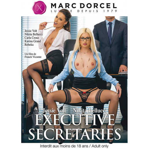 DVD Dorcel - Executive Secretaries