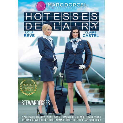 Film DVD Marc Dorcel - Stewardesses