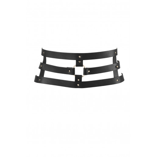 Bijoux Indiscrets - MAZE Wide Belt Black