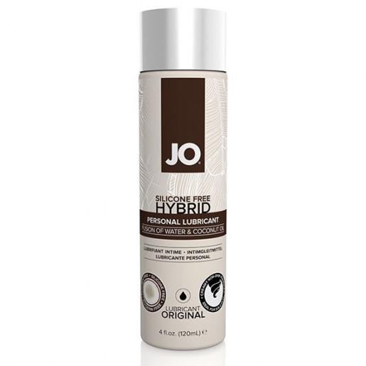 Kokosowy lubrykant System JO Silicone Free Hybrid 120 ml