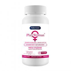Tabletki na pobudzenie orgazmu PlayWoman 60 kaps.