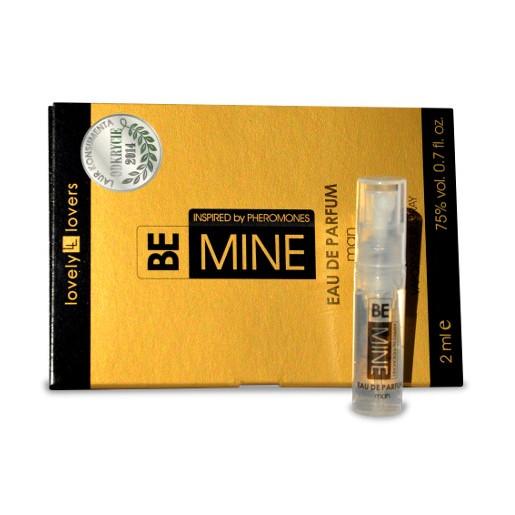 Perfumy z feromonami Lovely Lovers BeMINE dla mężczyzn 2 ml