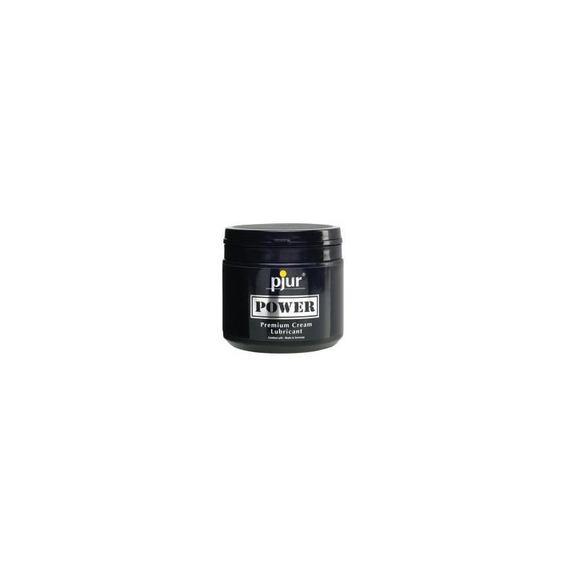 Wodno silikonowy lubrykant analny pjur Power 500 ml