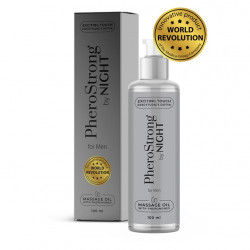 Olejek do masażu z feromonami PheroStrong by Night Massage Oil 100ml