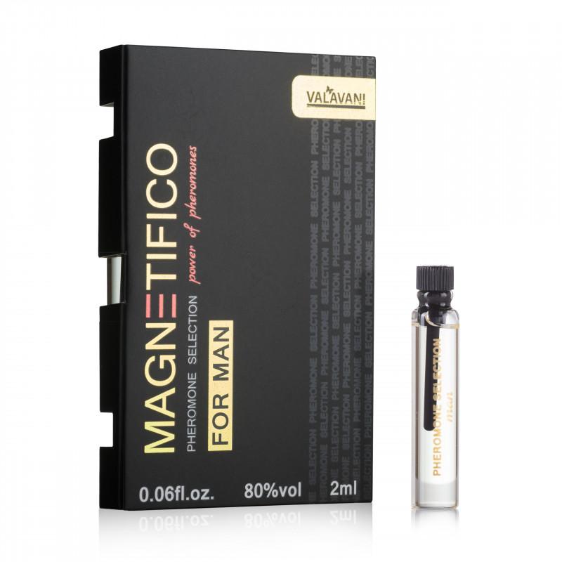 Feromony MAGNETIFICO Seduction dla mężczyzn 2 ml