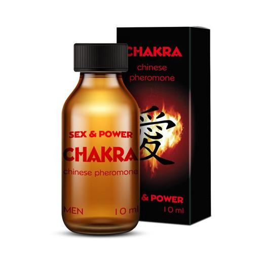 Silne feromony dla mężczyzn Chakra 10ml