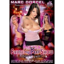 Film DVD Marc Dorcel - Priscila, peep show fantasy