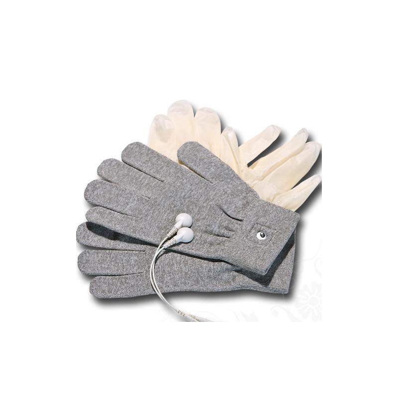 Rękawiczki do elektrostymulacji Mystim - Magic Gloves