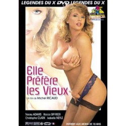 Film DVD Marc Dorcel - She prefers old men