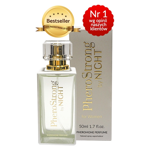 PheroStrong by Night for Women 50 ml - Feromony dla kobiet