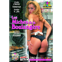 Film DVD Marc Dorcel - The french baker's tits