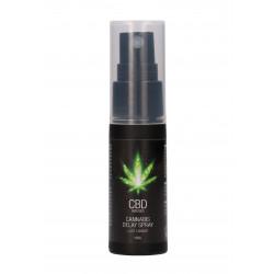 Spray opóźniający wytrysk Shots CBD Cannabis Delay 15 ml