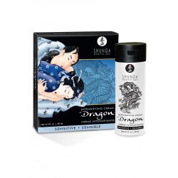 Krem dla par wzmacniający doznania Shunga - Dragon Sensitive 60 ml