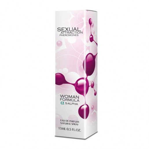 Feromony dla kobiet Sexual Attraction Woman Formula 15ml