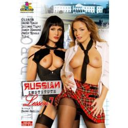 Film DVD Marc Dorcel - Russian Institute: Lesson 7