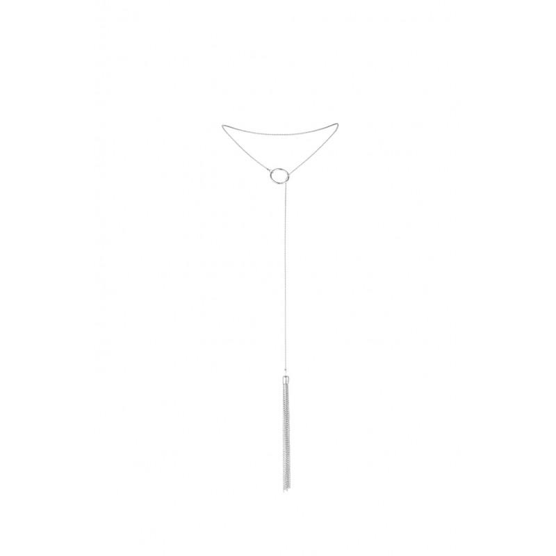 Bijoux Indiscrets - Magnifique Tickler Pendant (srebrny)