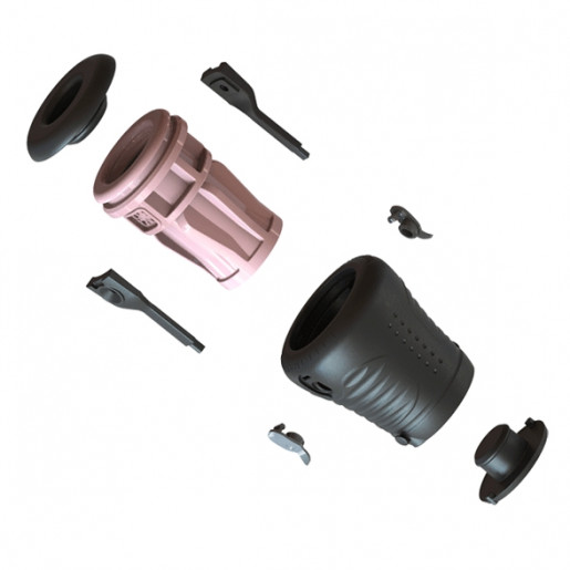 Masturbator ElectraStim Jack Socket XL z elektrostymulacją