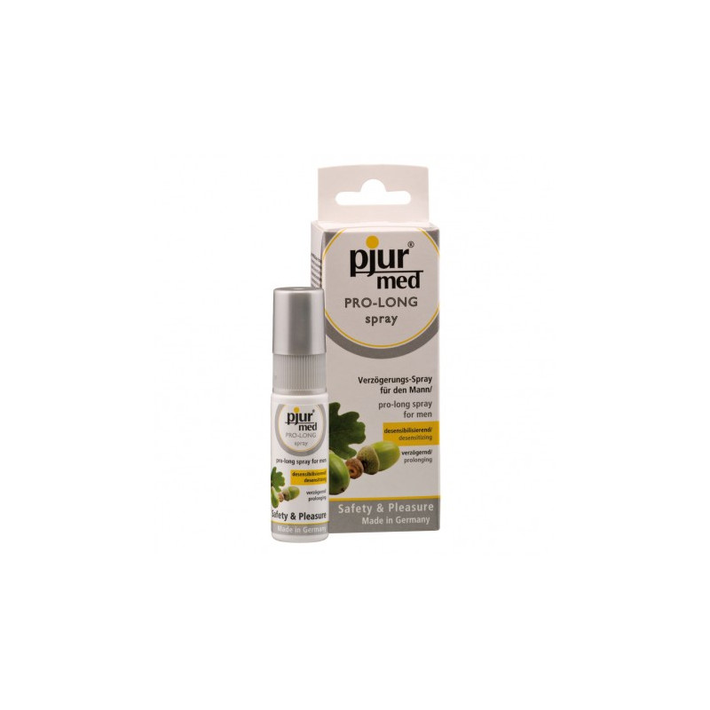 Spray opóźniający wytrysk pjur med PRO-LONG 20 ml